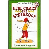 〈汪培珽英文書單〉〈An I Can Read系列 Level 2 〉HERE COMES THE STRIKEOUT / 讀本