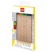 樂高 LEGO積木彩色鉛筆(9入)