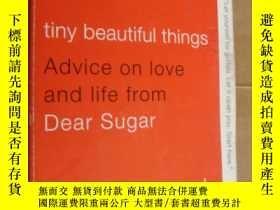 二手書博民逛書店the罕見beautiful things:advice on