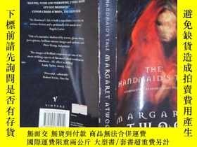 二手書博民逛書店The罕見Handmaid s Tale (詳見圖)Y6583 Margaret Atwood (Author