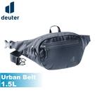 【Deuter 德國 Urban Belt 1.5L 腰包《黑》】3910420/隨身腰包/臀包/耐磨/抗撕裂