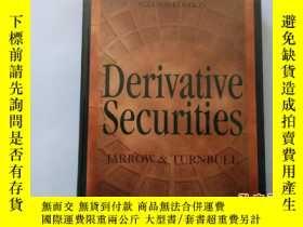 二手書博民逛書店Derivative罕見Securities 精裝本26761