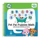☆愛兒麗☆LeapFrog 跳跳蛙 LeapStart Books:幼兒7-數學好好玩