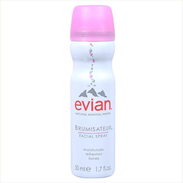 ◇天天美容美髮材料行◇ Evian愛維養 護膚礦泉噴霧 50ml [44477]