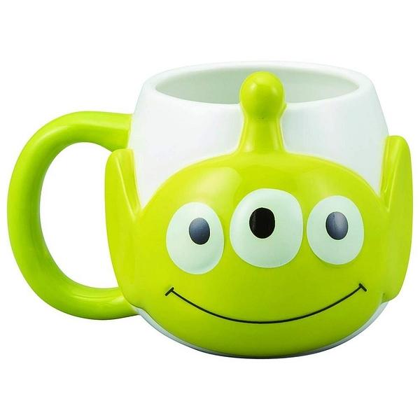 【震撼精品百貨】Toy Story_玩具總動員~迪士尼 DISNEY 三眼怪 造型陶瓷馬克杯(350ML)#24914