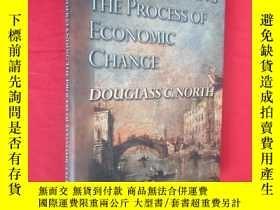 二手書博民逛書店Understanding罕見the Process of Economic Change (小16開,硬精裝)