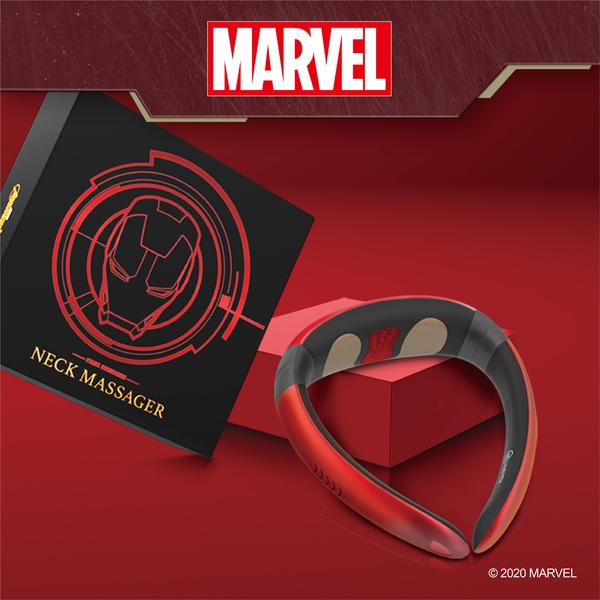 Marvel漫威 鋼鐵人uNeck頸部按摩儀