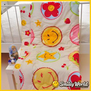 【Smiley】快樂糕點系列-長纖絲光精梳棉吸濕涼被(三色)