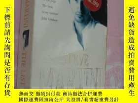 二手書博民逛書店THE罕見LIST(史蒂夫馬提尼的清單)【英文原版】Y14681