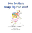 二手書博民逛書店《Mrs. McNosh Hangs Up Her Wash》