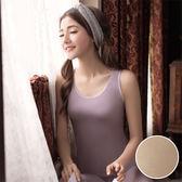 華歌爾-NEWEKS升級發熱M-LL九分保暖褲(知性褐)LB299317-ZO