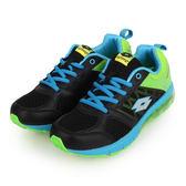 LOTTO 男大童輕量氣墊跑鞋(慢跑 路跑≡體院≡