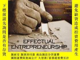 二手書博民逛書店Effectual罕見EntrepreneurshipY2555