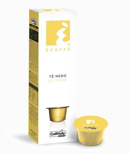 Caffitaly [ 托斯卡尼檸檬茶(微甜)] 伯朗咖啡膠囊 燦坤Tiziano 聲寶膠囊咖啡機適用 EZcap