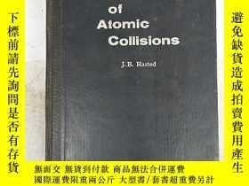 二手書博民逛書店physics罕見of atomic collisions(H2
