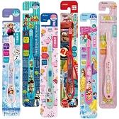 Skater 幼兒牙刷 (0~12歲) 迪士尼 冰雪奇緣 麥坤 佩佩豬 兒童軟毛牙刷 3036 玩具總動員