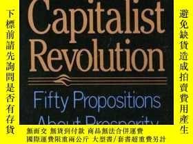 二手書博民逛書店The罕見Capitalist RevolutionY256260 Peter L. Berger Basic