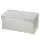 霧面壓克力抽取式衛生紙盒