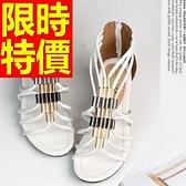 涼鞋-平底個性新款熱銷嚴選女休閒鞋56l76【巴黎精品】