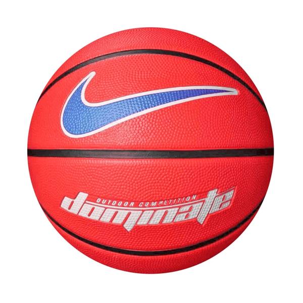 Nike Dominate 8P [N000116561706] 籃球 6號 女子 耐磨 室內 戶外 桃紅