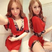 情趣內衣女日式性感和服小姐學生日本包臀制服夜店裝女僕情趣旗袍 完美情人精品館 YXS