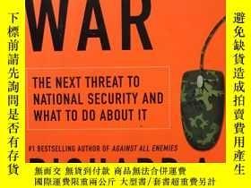 二手書博民逛書店Cyber罕見War: The Next Threat to N