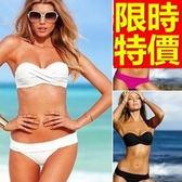 泳衣(兩件式)-比基尼音樂祭沙灘衝浪必備泳裝精美6色54g65【時尚巴黎】