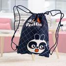 【Babo Panda】BAG-01D巴布熊貓束口袋 後背包