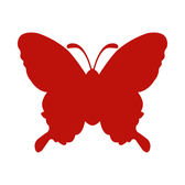 【漆寶】蝴蝶通用噴漆平光「硃紅」(1公升裝)