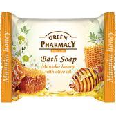 【Green Pharmacy 草本肌曜】麥蘆卡蜂蜜&橄欖嫩膚皂 100g (一般肌適用)(效期至2020.01)