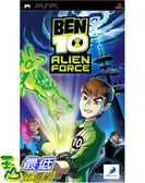 [美國直購 ShopUSA] 索尼PSP奔10的異己力量 SONY PSP Ben 10 Alien Force $1135