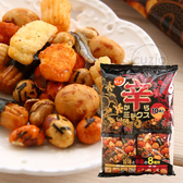 日本 天六 辣味什錦豆果子(10包入) 260g 8種類 綜合辣味果子