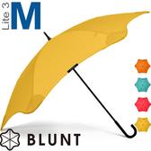 Blunt M_Lite3 YW糖果黃 安全開合勾勾傘(中) 雨傘陽傘/晴雨兩用傘