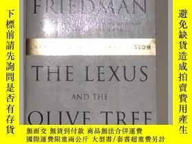 二手書博民逛書店《罕見The Lexus and the Olive Tree