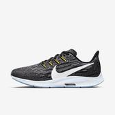 Nike W Air Zoom Pegasus 36 [AQ2210-010] 女鞋 慢跑 運動 氣墊 包覆 避震 黑白