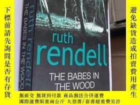 二手書博民逛書店The罕見Babes in the wood (Ruth Ren