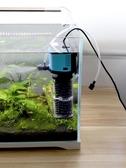 魚缸過濾器潛水泵三合一