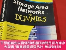 二手書博民逛書店Storage罕見Area Networks for Dummies (16開) 【詳見圖】Y5460 Ale
