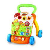 優樂恩寶寶學步車兒童手推車防側翻可調速助步車6-12個月1歲玩具