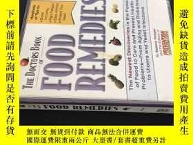 二手書博民逛書店THE罕見DOCTORS BOOK, FOOD REMEDIES