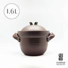 陸寶陶鍋 和風雙層蓋陶鍋 1號 1.6L...