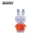 【日本正版】BEVERLY 米飛兔 3D 立體拼圖 64片 3D拼圖 公仔 模型 miffy - 485377