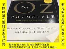 二手書博民逛書店The罕見Oz Principle: Getting Resul