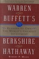二手書《101 Reasons to Own the World s Greatest Investment: Warren Buffett s Berkshire Hathaway》 R2Y 047141123X