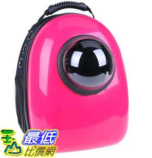[美國直購] U-pet CB010F 寵物 專用外出包 Innovative Patent Bubble Pet Carriers 15.4吋 x 14.8吋 x 20.3吋 貓咪 小狗