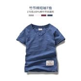 【免運快出】 男童短袖t恤童裝夏季兒童短袖t恤男純棉中大童男孩夏裝上衣 奇思妙想屋