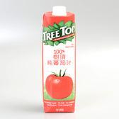 樹頂【TREE TOP】100%蕃茄汁(鋁) 1L