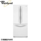 【Whirlpool惠而浦】554公升法式三門冰箱WRF560SMYW
