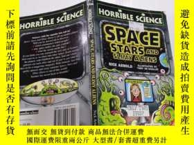 二手書博民逛書店Space,stars罕見and slimy aliens太空,星星和粘糊糊的外星人Y212829