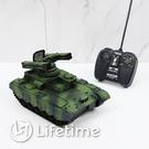 ﹝四通聲光坦克遙控車﹞正版 遙控車 坦克 多砲管 TANK 玩具 送小朋友〖LifeTime一生流行館〗